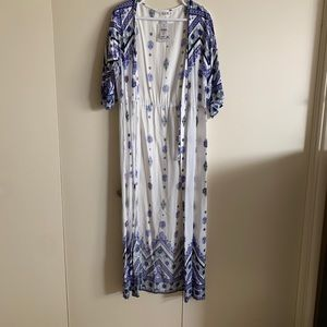 Seek Duster and Swim Cover up from LF